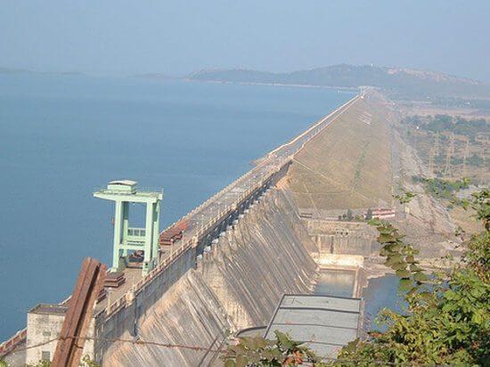Hirakud Dam Odisha in India -Hindi Queries