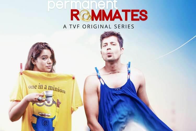 Permanent Roommates web series TVF Play hindi