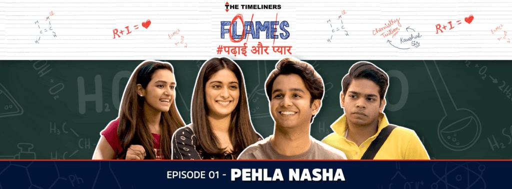 Flames web series hindi