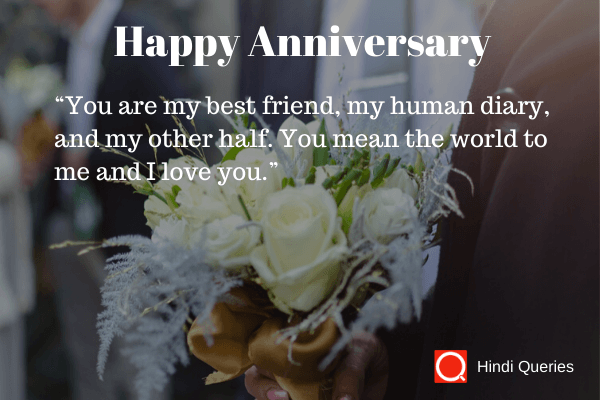 Happy Marriage Anniversary Images for husband wishing a happy anniversary Hindi Queries