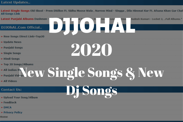 DJJOHAL Hindi Song mp3 Download
