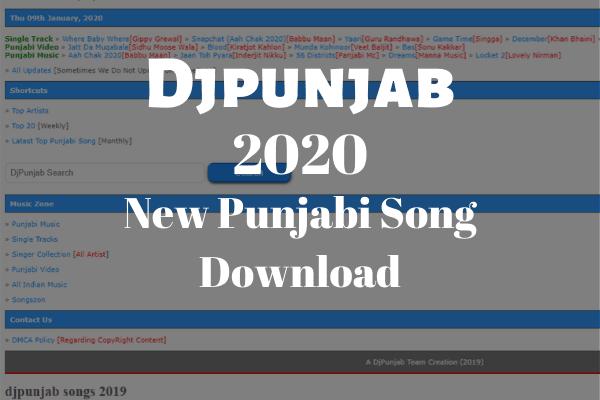 DJPunjab Download Latest MP3 songs Punjabi Song mp3 Download