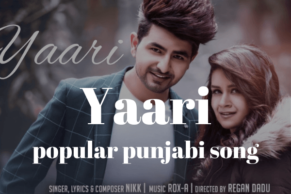 Yaari nikk song download