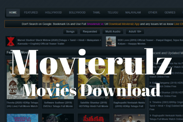 movierulz Telugu movie download