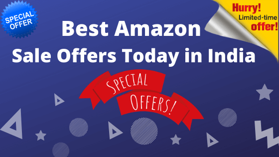 Best Amazon Sale Offers Today in India