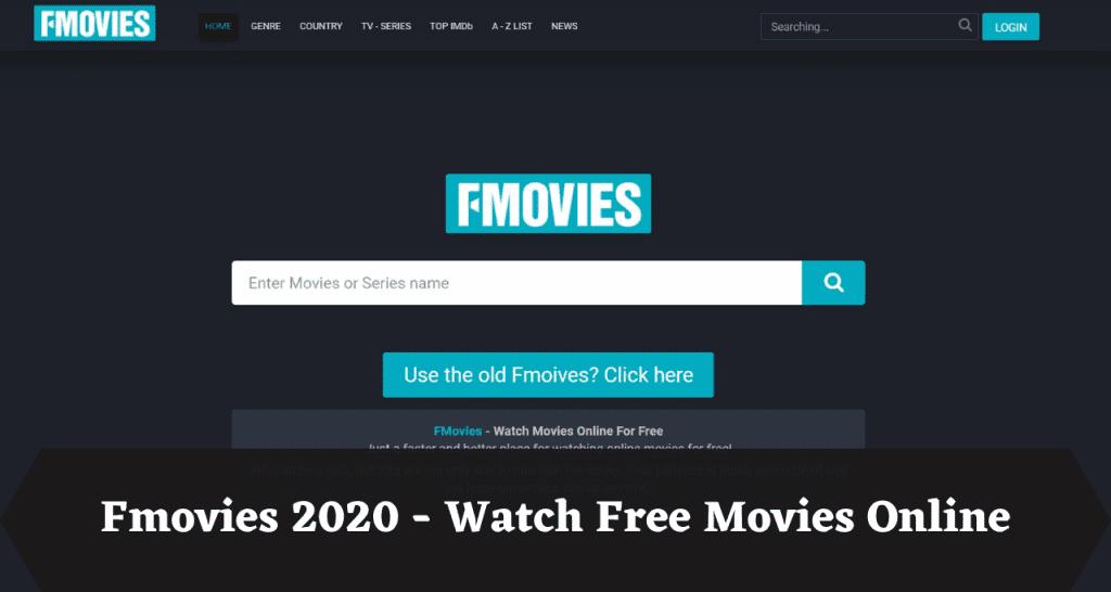 Fmovies 2020 - Watch Free Movies Online
