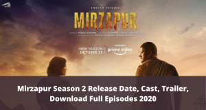 Mirzapur Season 2 All Episodes Download In 480p, 720p & 1080p