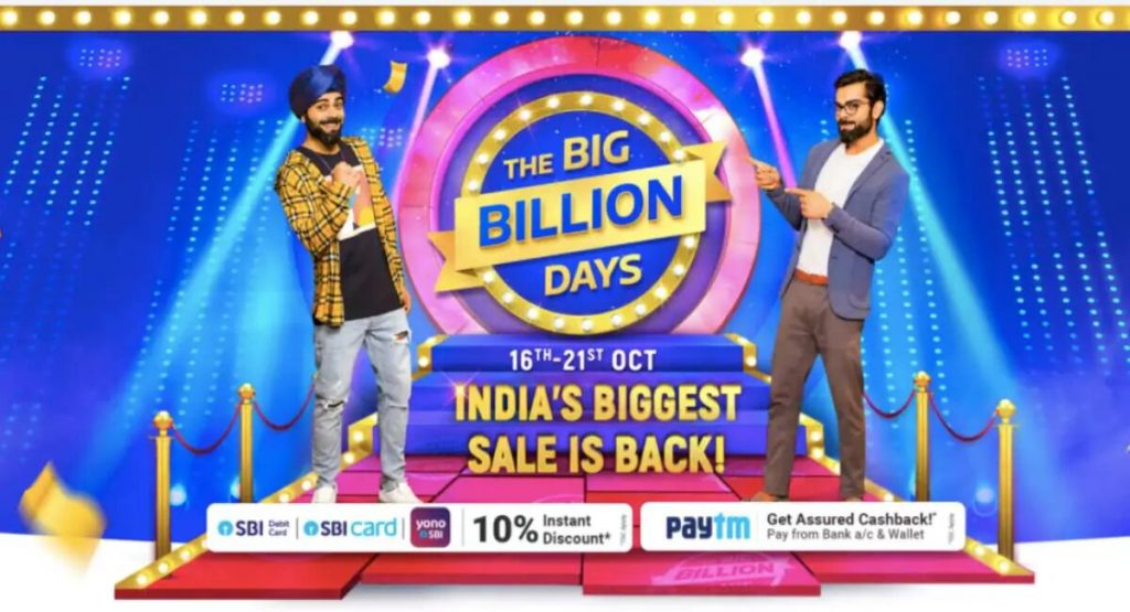 Flipkart Big Billion Days Sale 2020: Poco M2 Pro, Samsung Galaxy F41 & Other Smartphone Deals