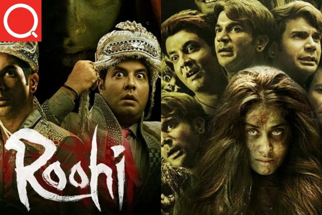Roohi Full Movie Download Leaked By KatmovieHD