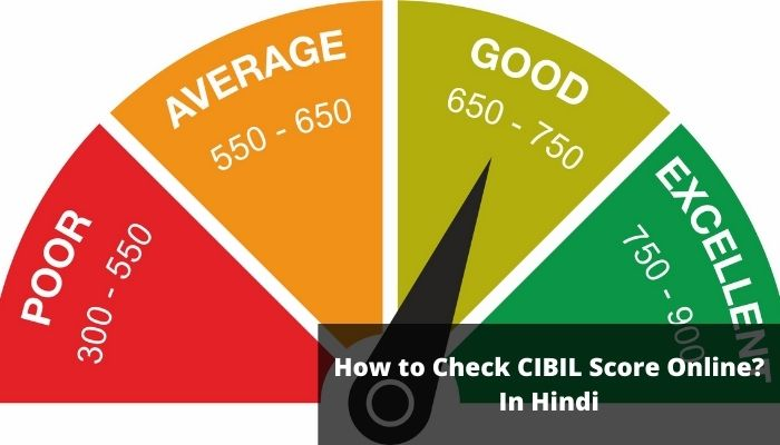 How to Check CIBIL Score Online?   In Hindi