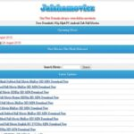 Jalshamoviez 2021 - Mobile Movies Download, Latest Hollywood Movies & South Dubbed Hindi Movie Download
