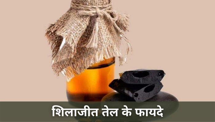 शिलाजीत तेल के फायदे | Shilajit Oil Benefits In Hindi